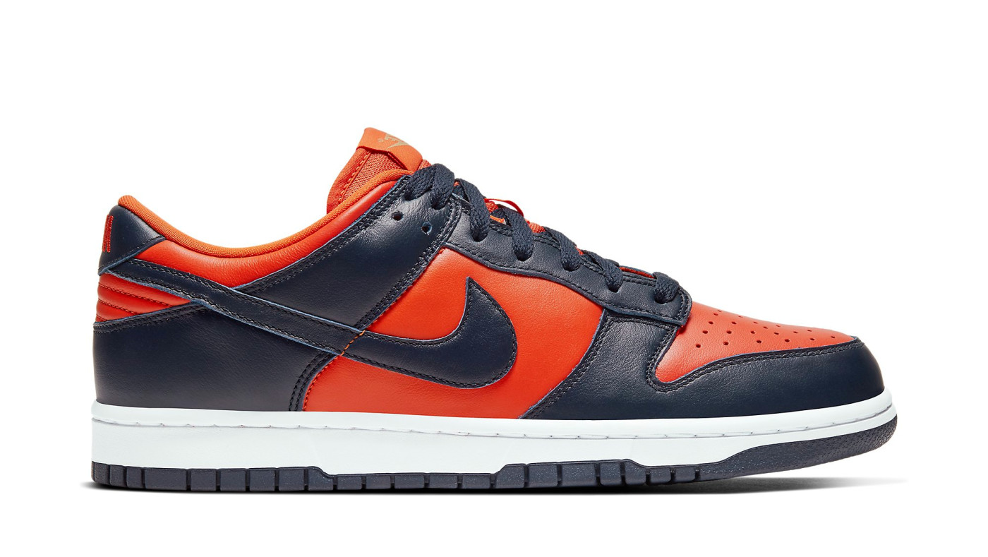 Nike Dunk Low 'Champ Colors' CU1727-800 Release Date