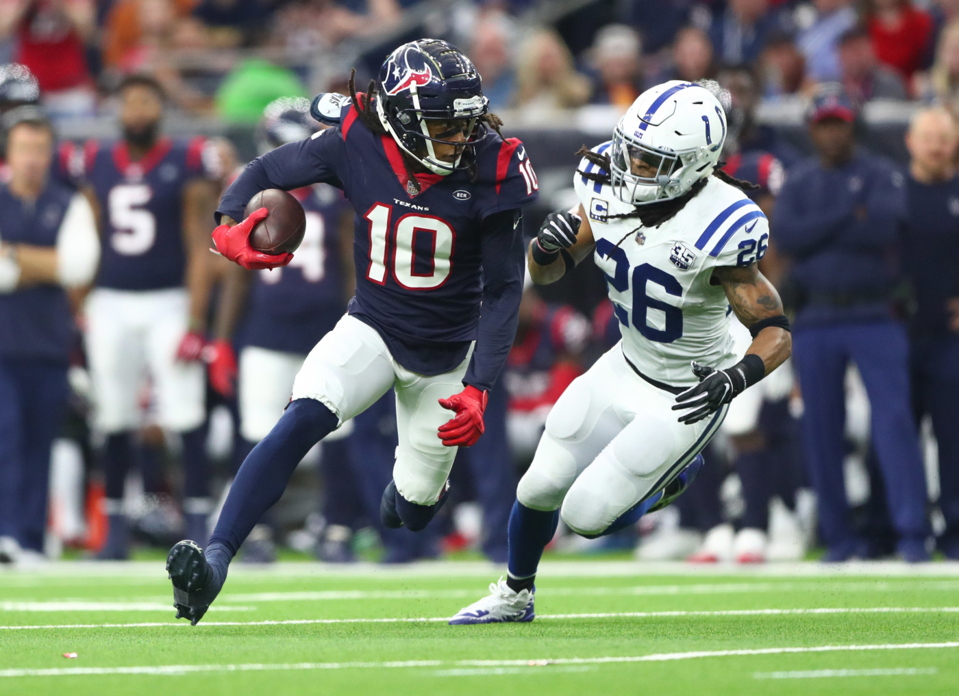 DeAndre Hopkins Texans Colts 2019