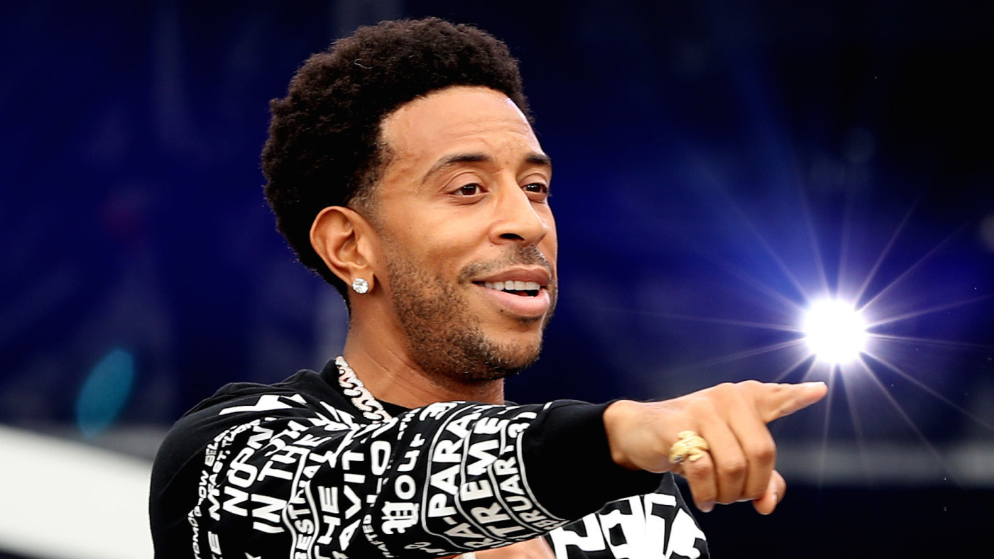 Ludacris performs onstage at Universal Pictures Presents The Road To F9 Concert
