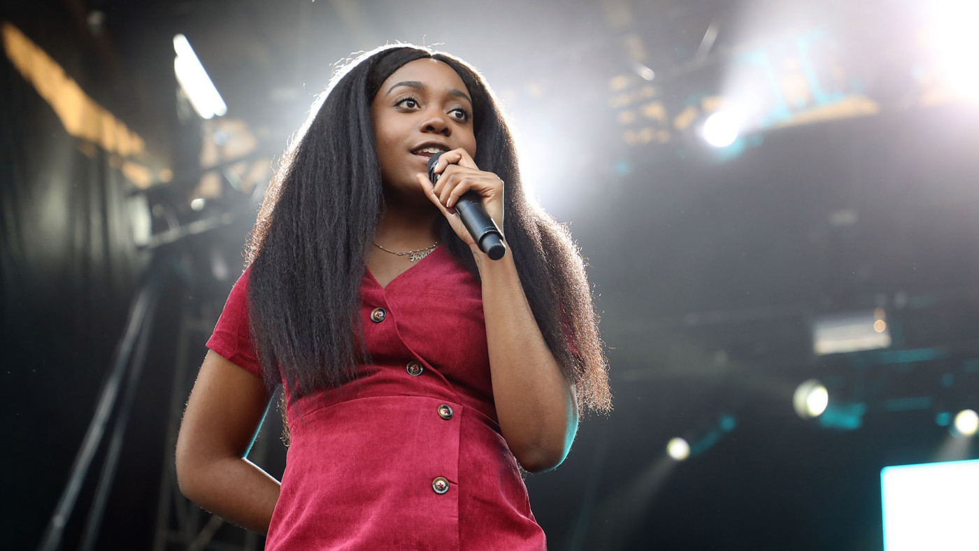 Noname performs onstage during day 3 of 2019 Governors Ball Music Festival