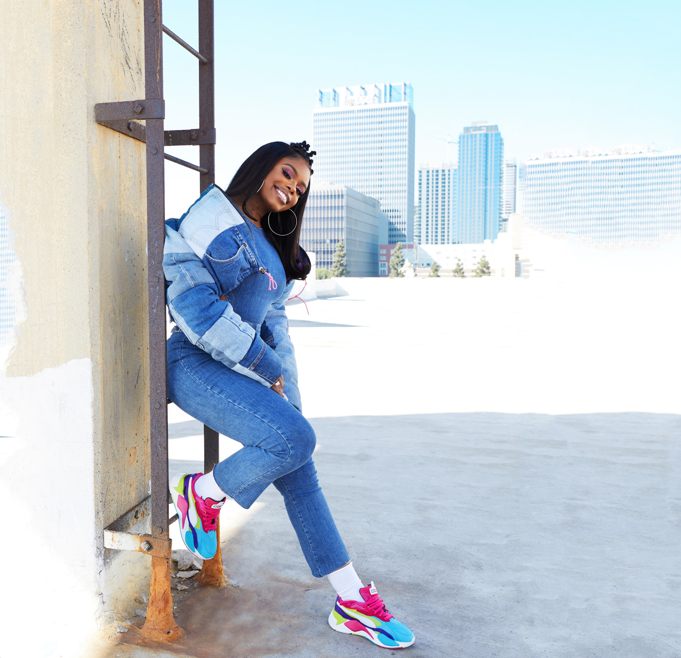 Dreezy Talks Music, Acting and the All-New PUMA RS-X Cubed | Complex