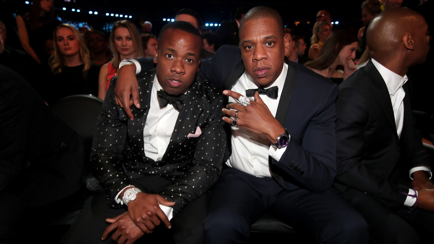 JAY-Z and Yo Gotti