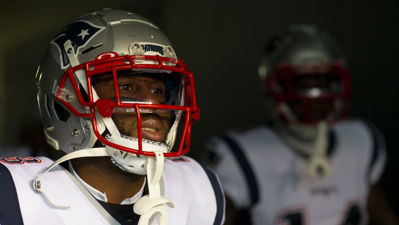 Patriots James White S Father Dies In Car Accident Complex