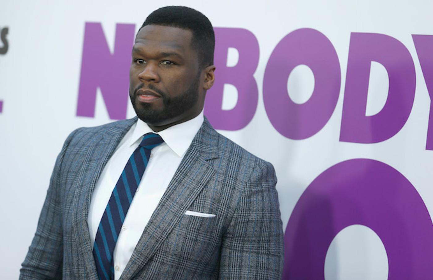 50 Cent 6ix9ine son