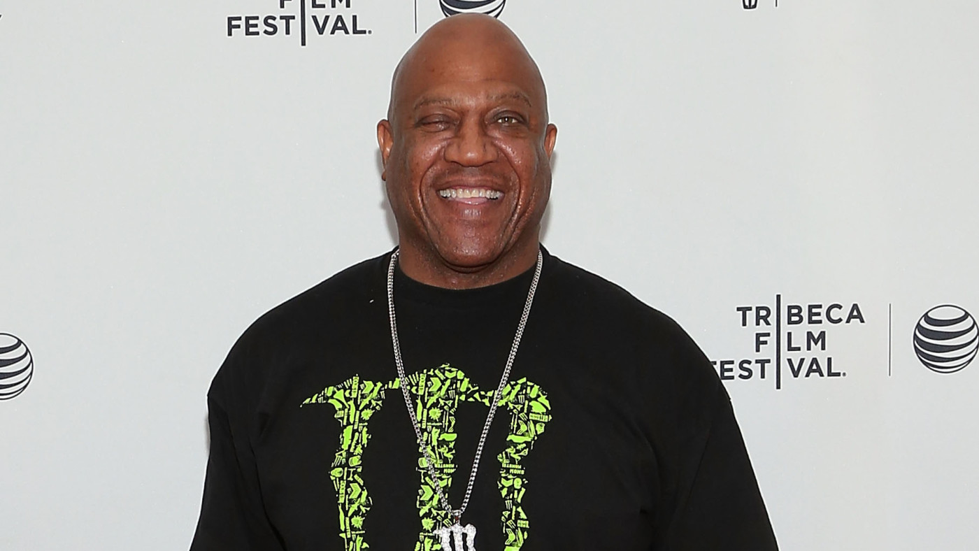 """Thomas """"Tiny"""" Lister Jr. attends the premiere of """"Sister."""""""
