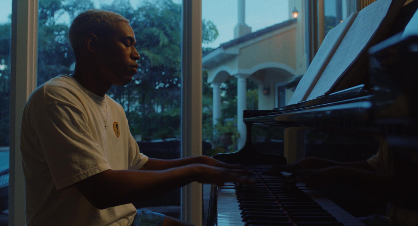 Kelvin Harrison Jr. in 'Waves'