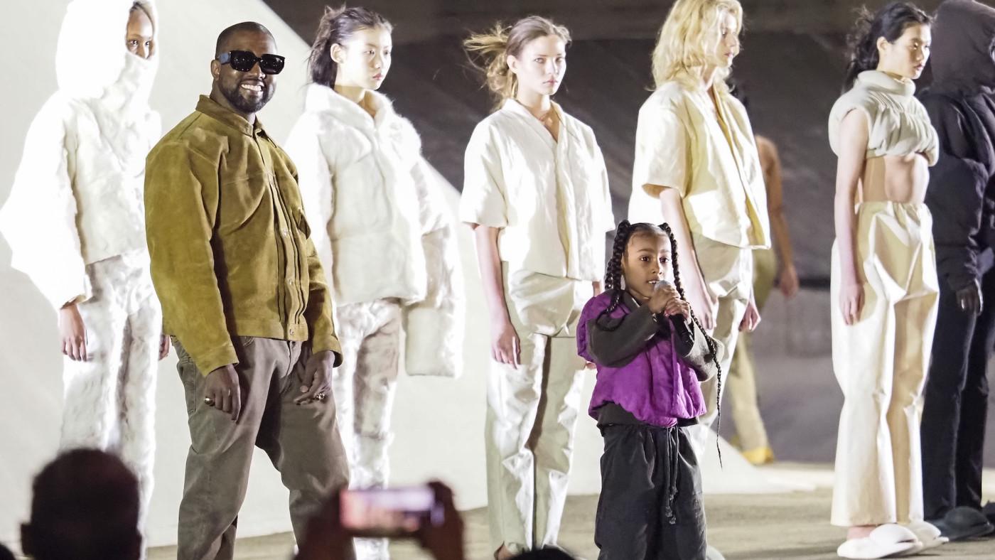 Kanye West Yeezy Gap Deal Explained