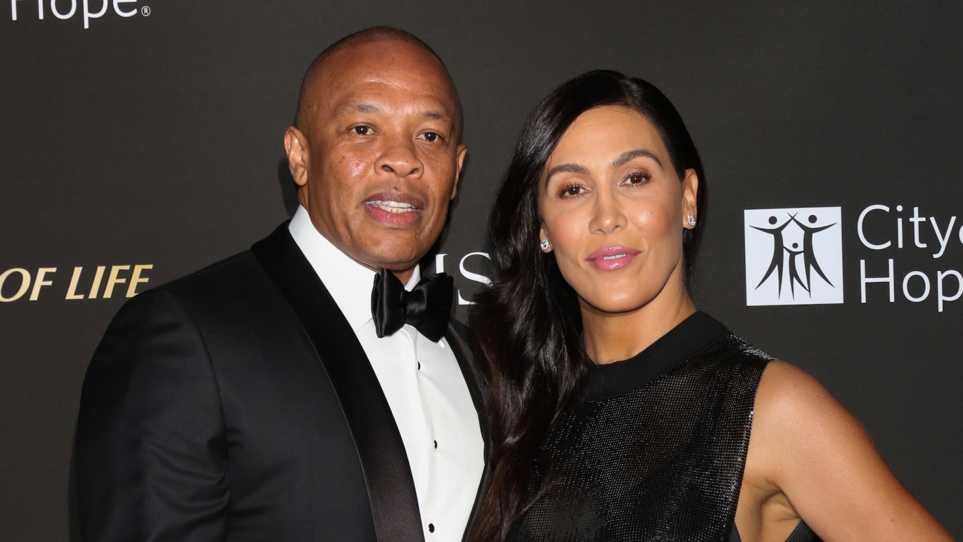 Dr. Dre Sued for Allegedly Hiding Assets From His Estranged Wife   Complex