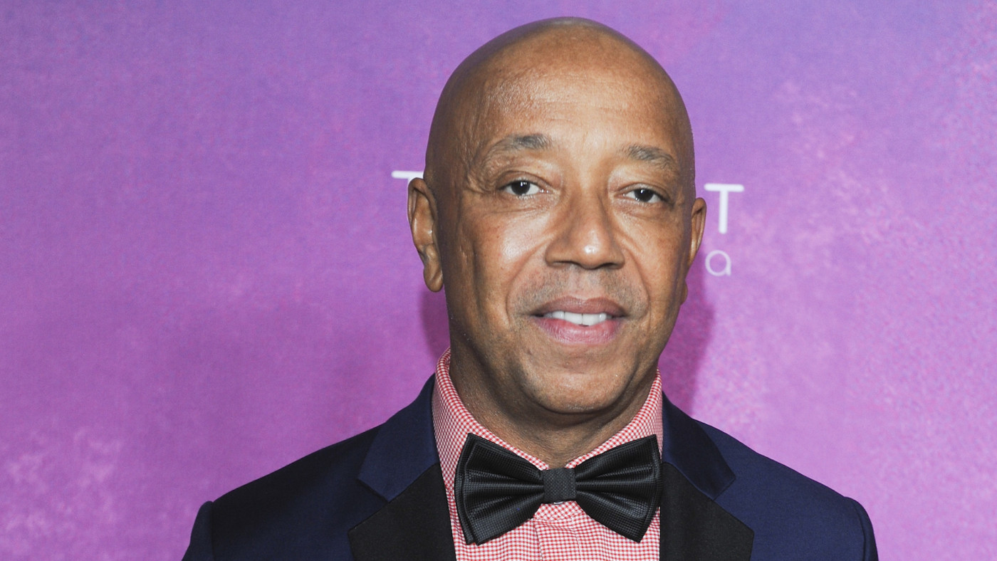"Russell Simmons attends Fonkoze's ""Hot Night In Haiti"""