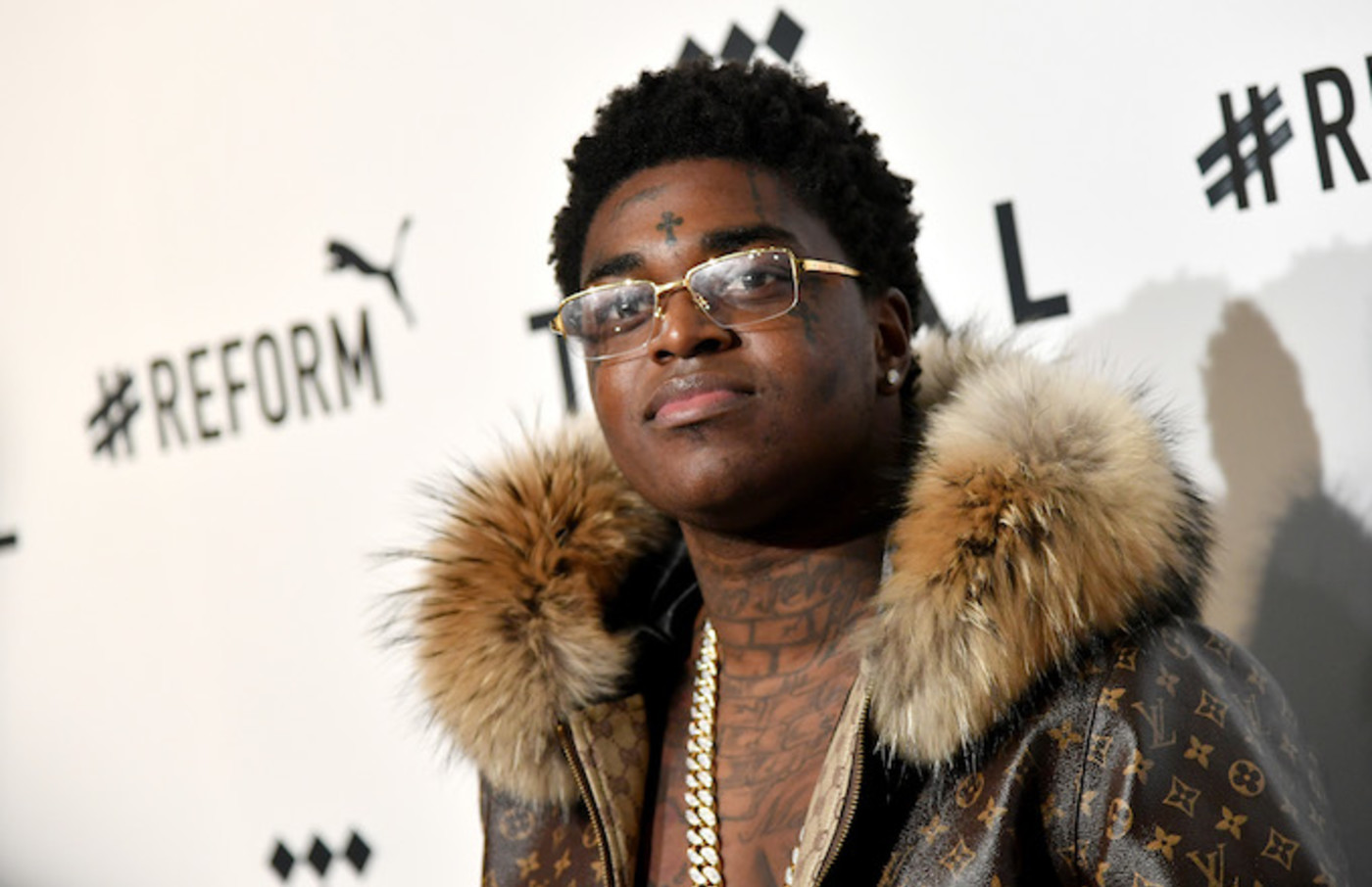 Kodak Black attends the 4th Annual TIDAL X: Brooklyn.