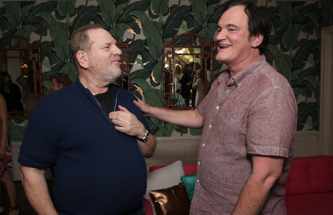 Quentin Tarantino Harvey Weinstein Royalties