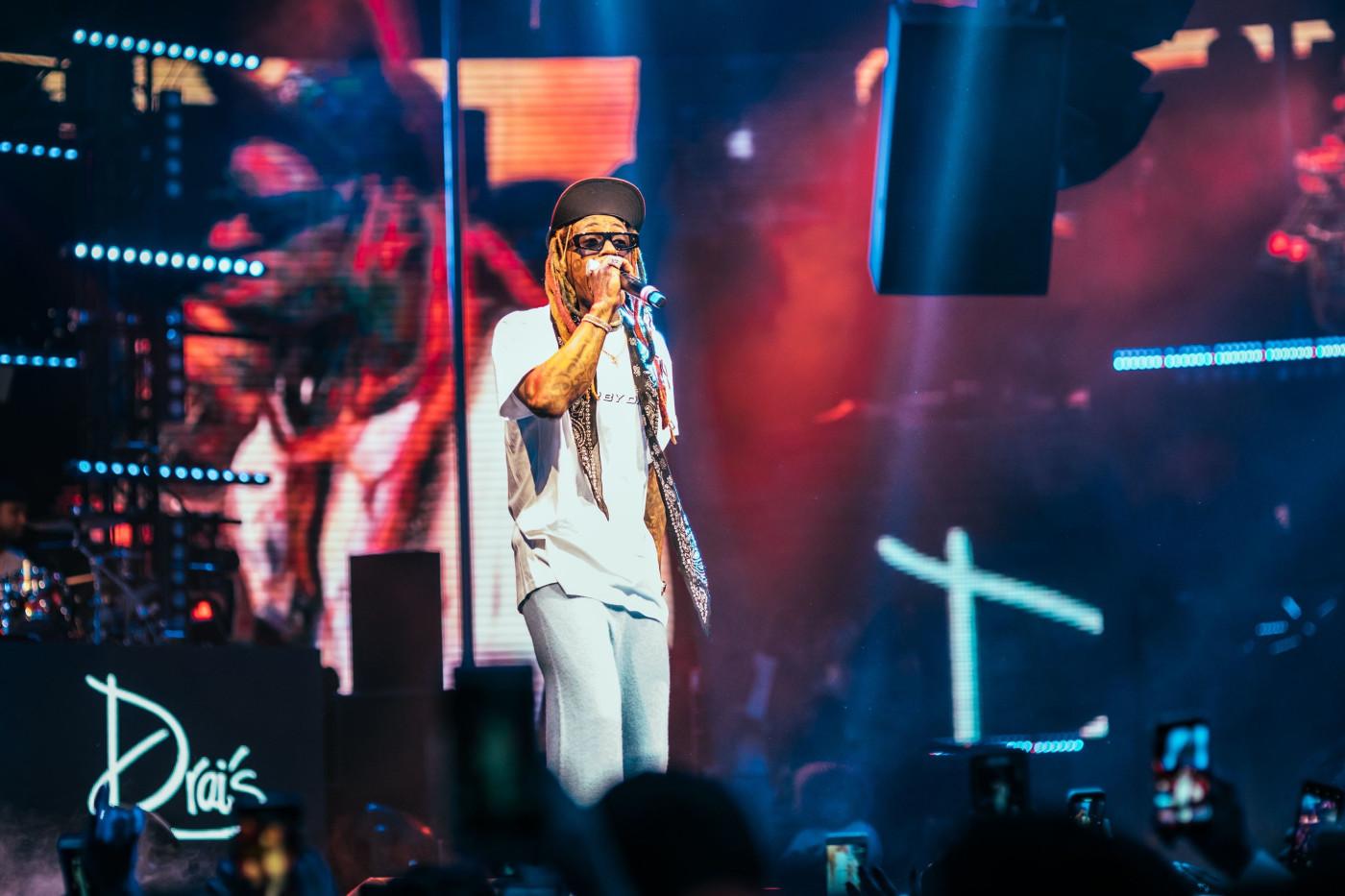 Lil Wayne Drais 2020 Las Vegas Residency