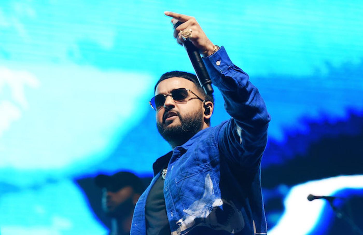 Rapper NAV aka Navraj Goraya.