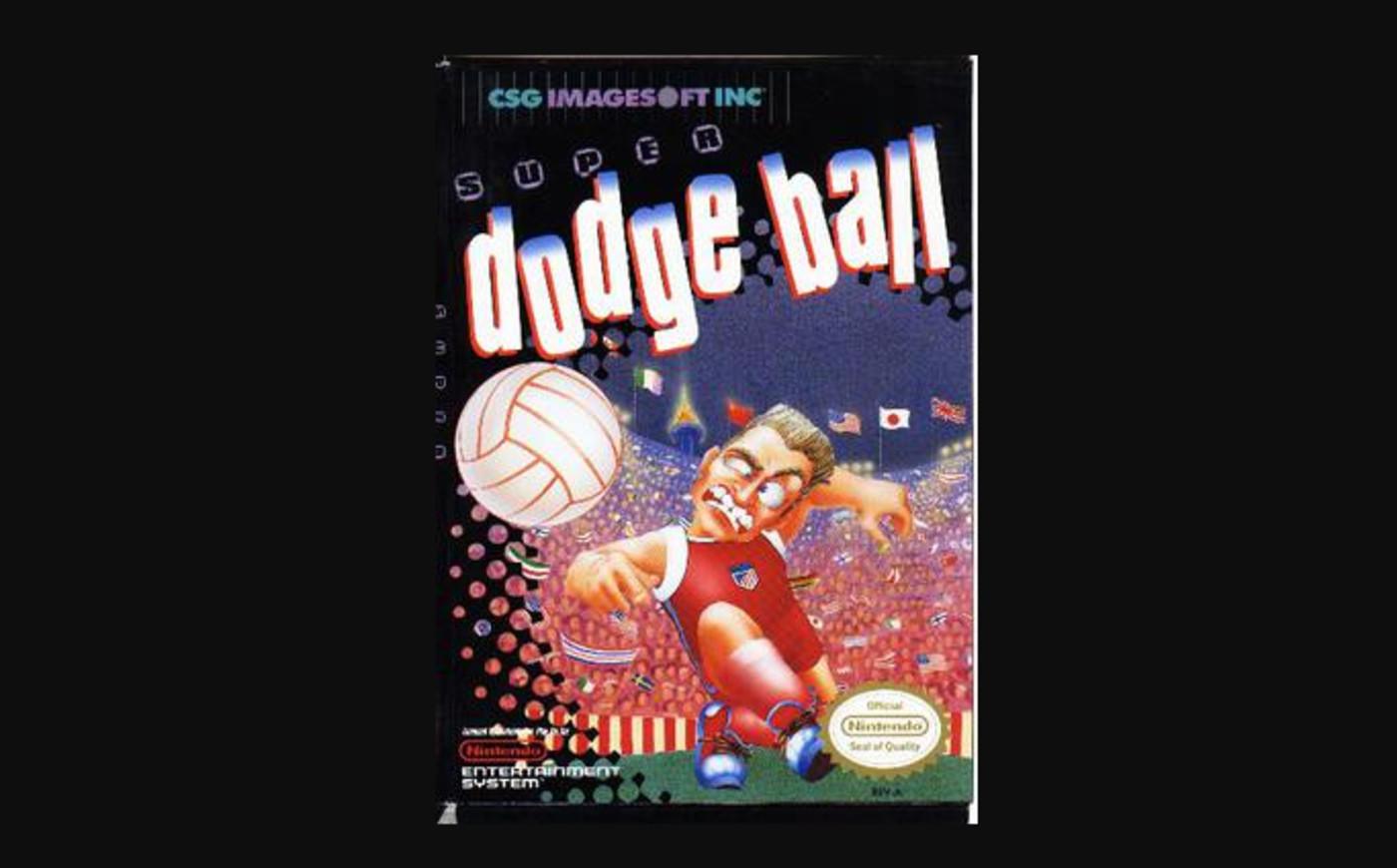best-old-school-nintendo-games-dodge-ball