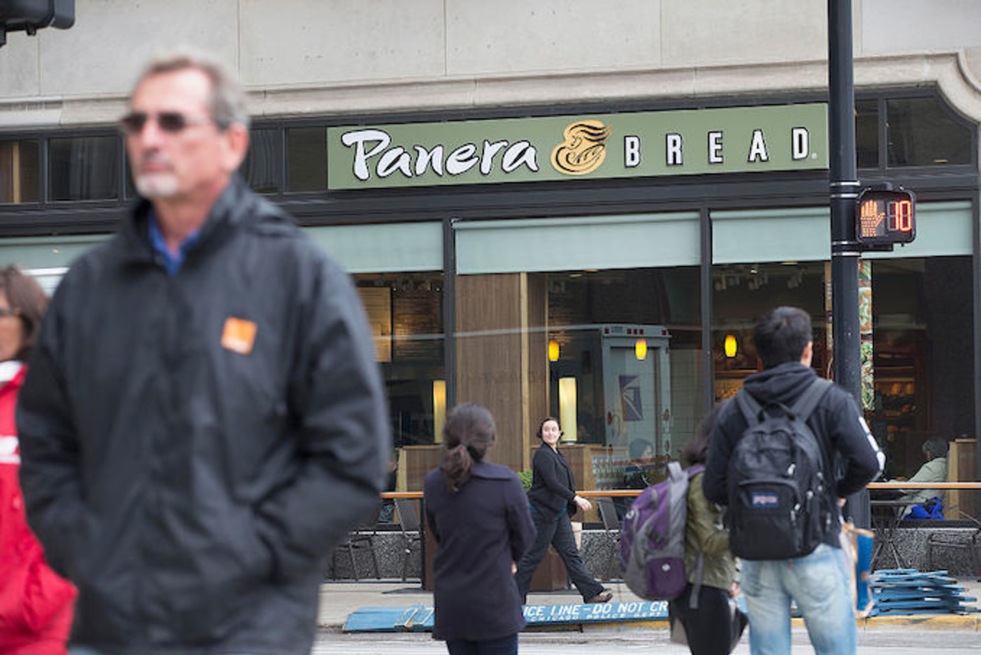 This is a picture of Panera.