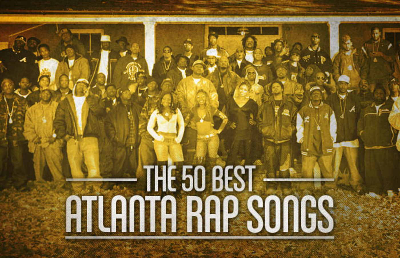 The 50 Best Atlanta Rap Songs