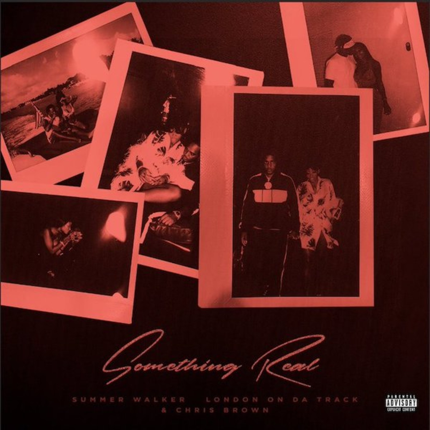 """Something Real"" Summer Walker x Chris Brown x London on da Track"