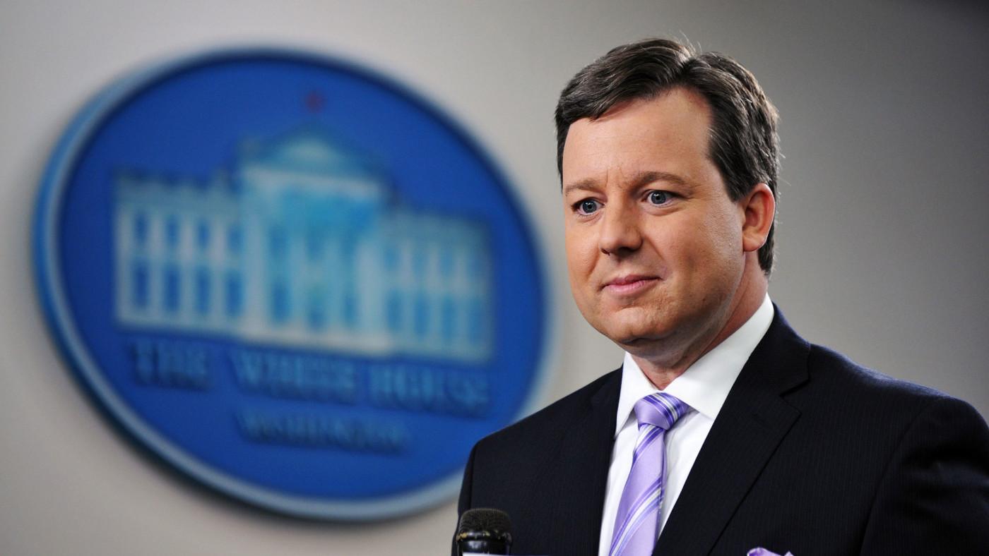 Former Fox News anchor Ed Henry