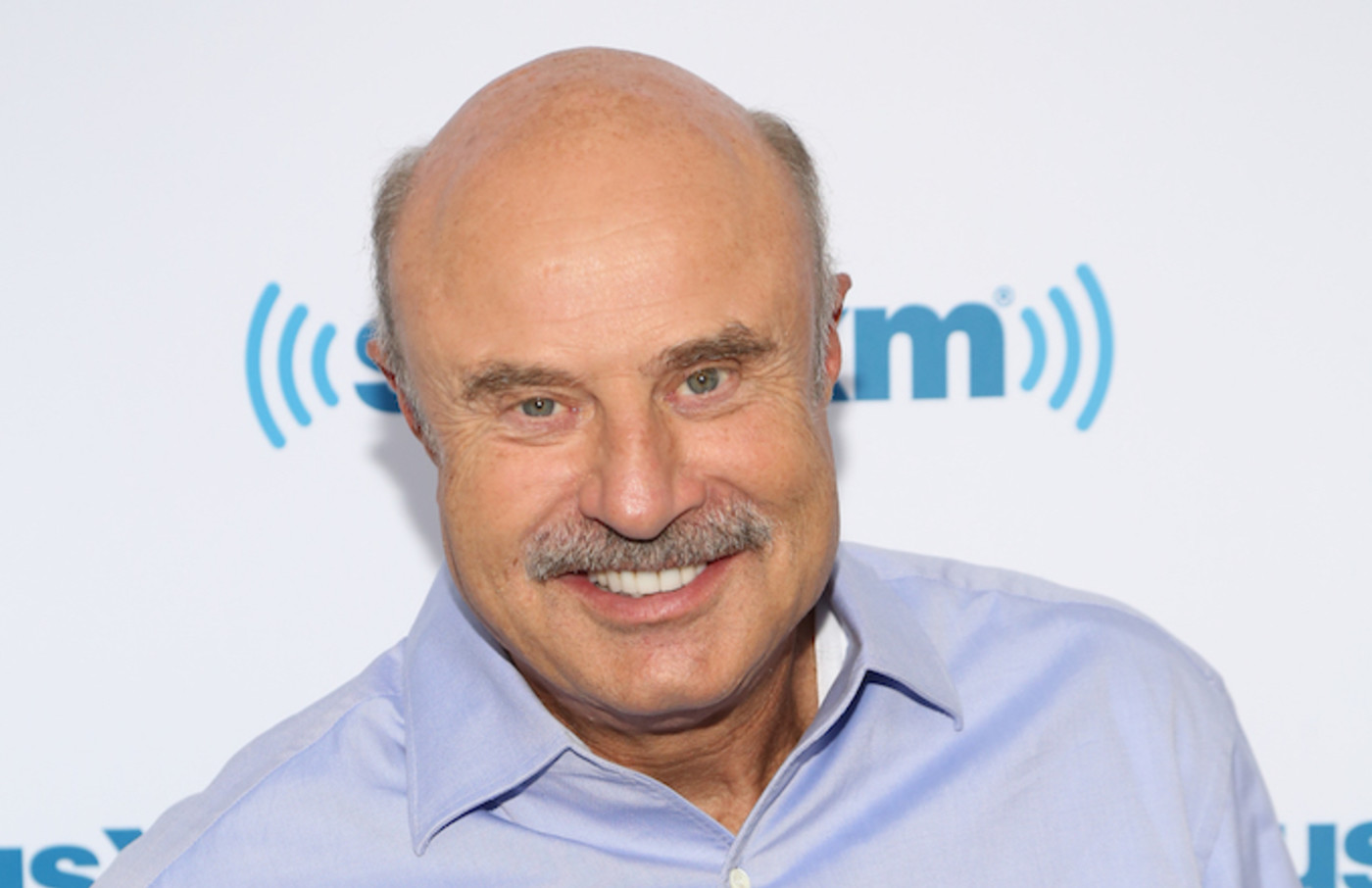 Dr. Phil visits the SiriusXM Studios.