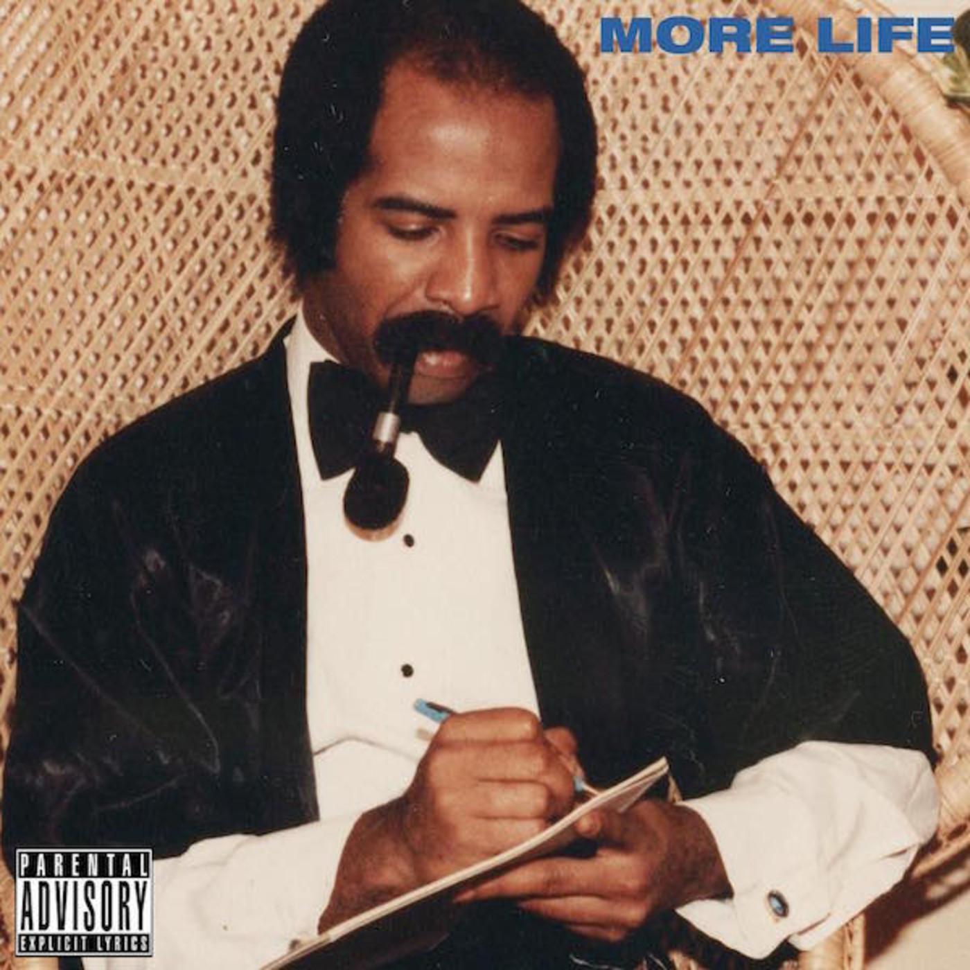 Drake More Life cover