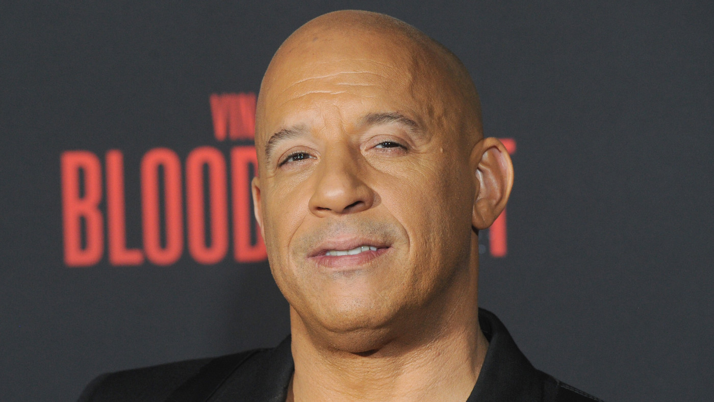 """Vin Diesel arrives for the Premiere Of Sony Pictures' """"Bloodshot."""""""