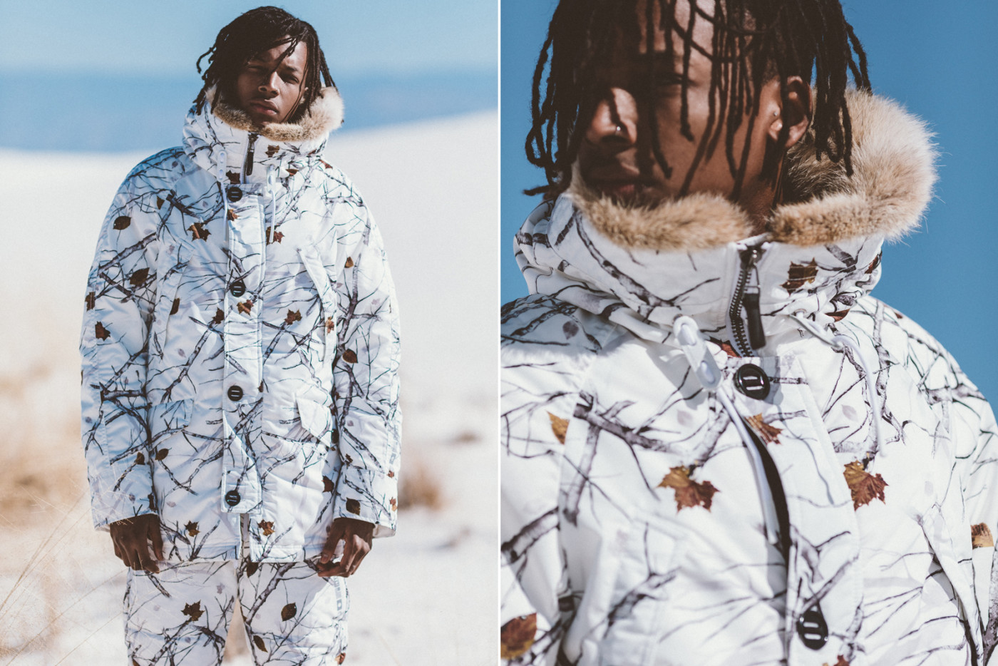 Kith Winter 2017 Delivery II Lookbook 1