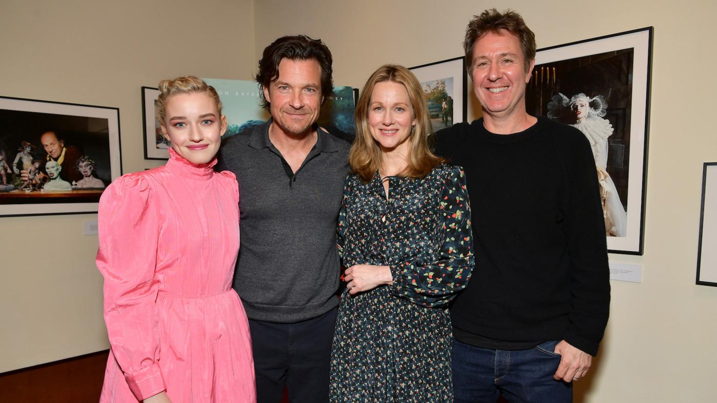 """""""Ozark"""" cast attends Netflix screening & reception."""