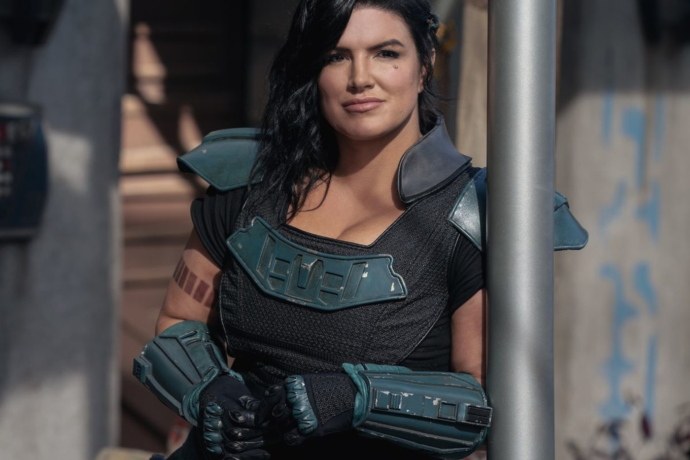 Gina Carano Fired From Disney's The Mandalorian