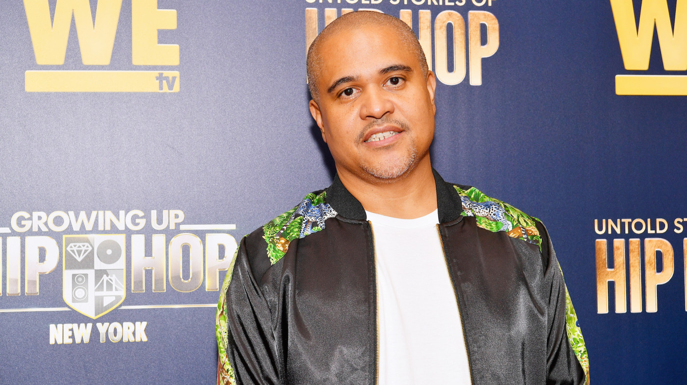 Irv Gotti attends as WEtv celebrates the premieres of Growing Up Hip Hop New York