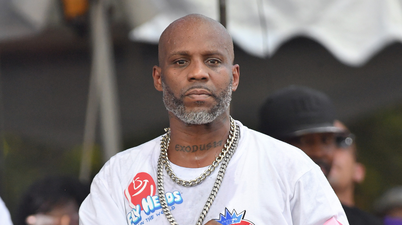 DMX performs at the 10th Annual ONE Musicfest at Centennial Olympic Park