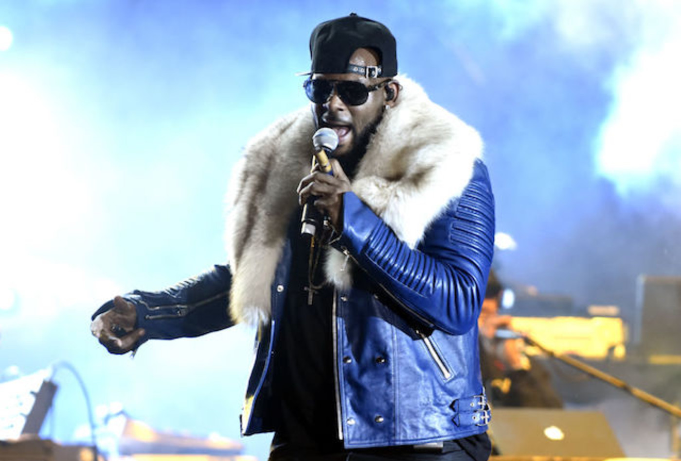 This is a picture of R. Kelly.