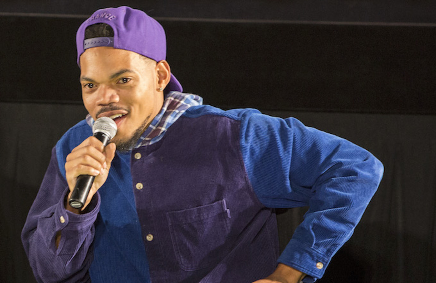 Chance the Rapper announcement