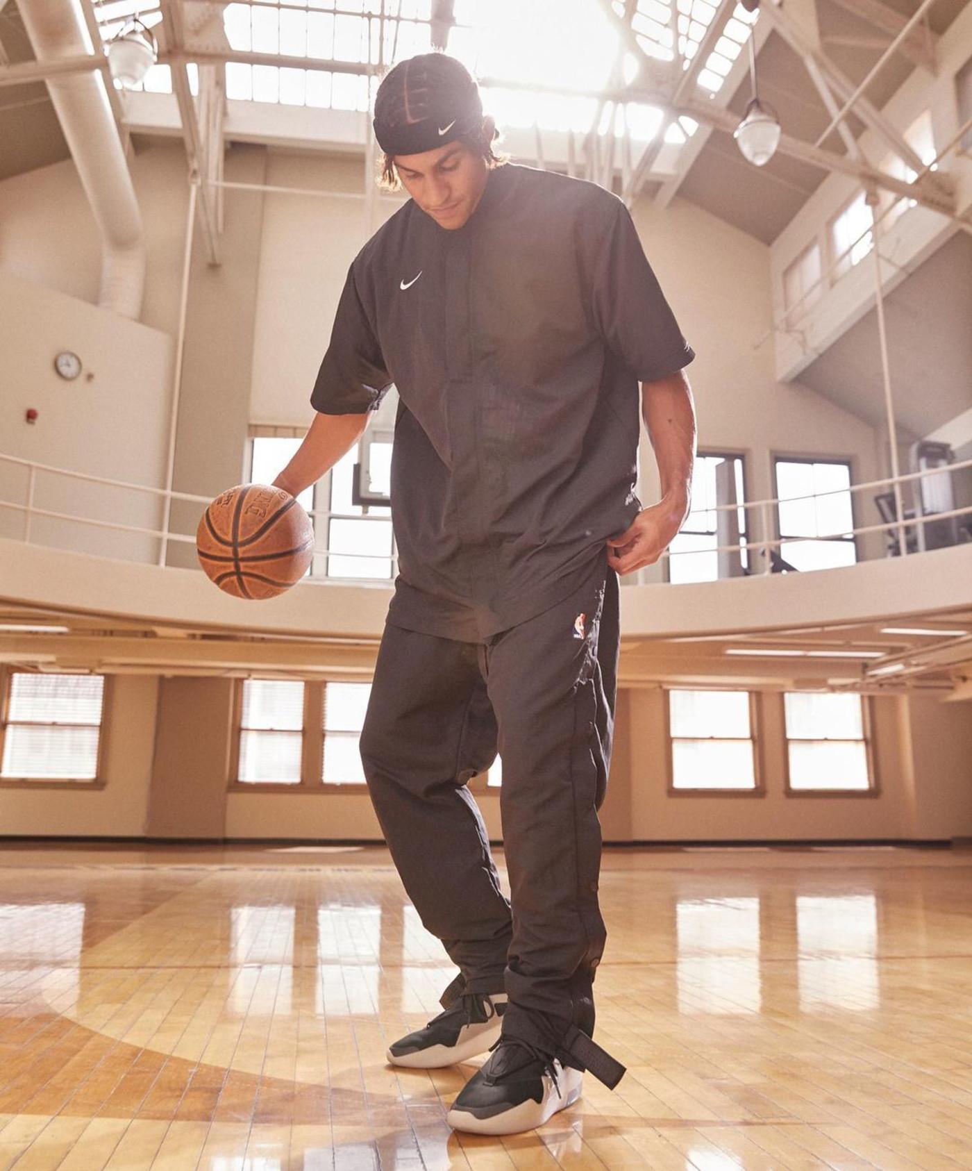 Fear of God x Nike Basketball