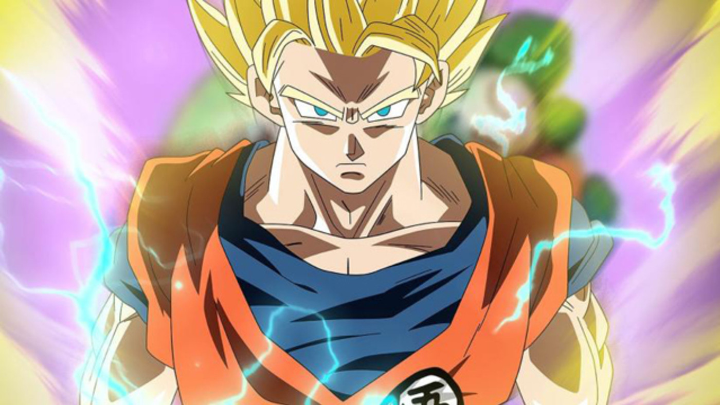 Goku, 'Dragon Ball Super'