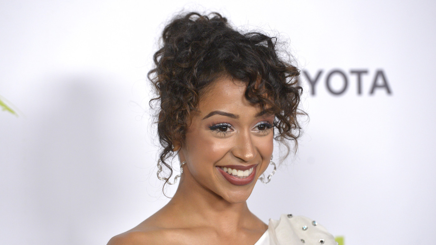 Liza Koshy attends the 2nd Annual EMA Honors Benefit Gala.