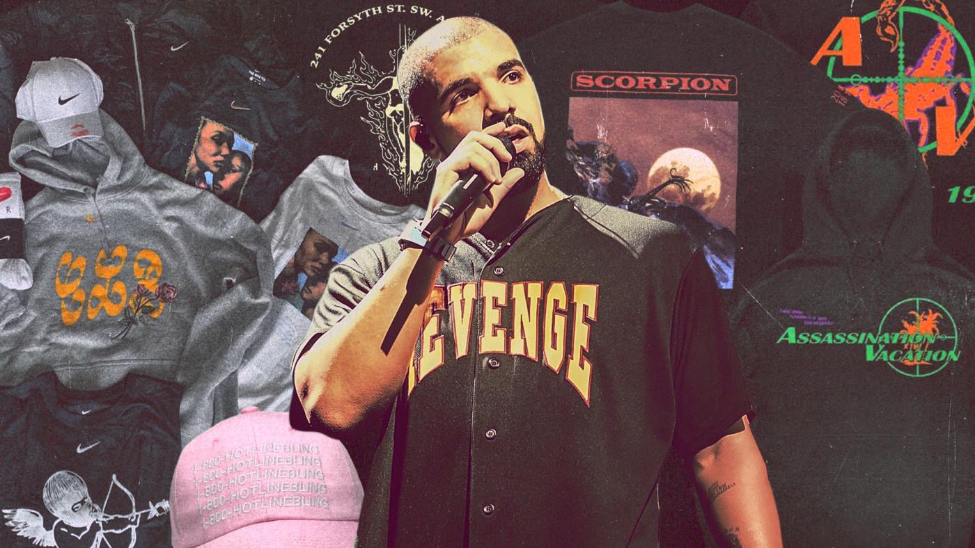 Drake Merch Timeline