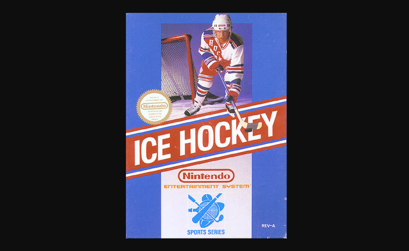 best-old-school-nintendo-games-ice-hockey