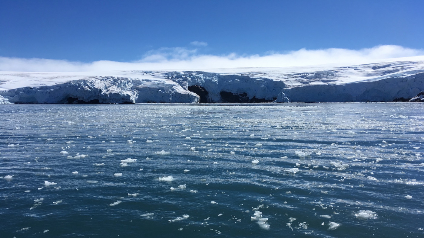 antarctica-snow