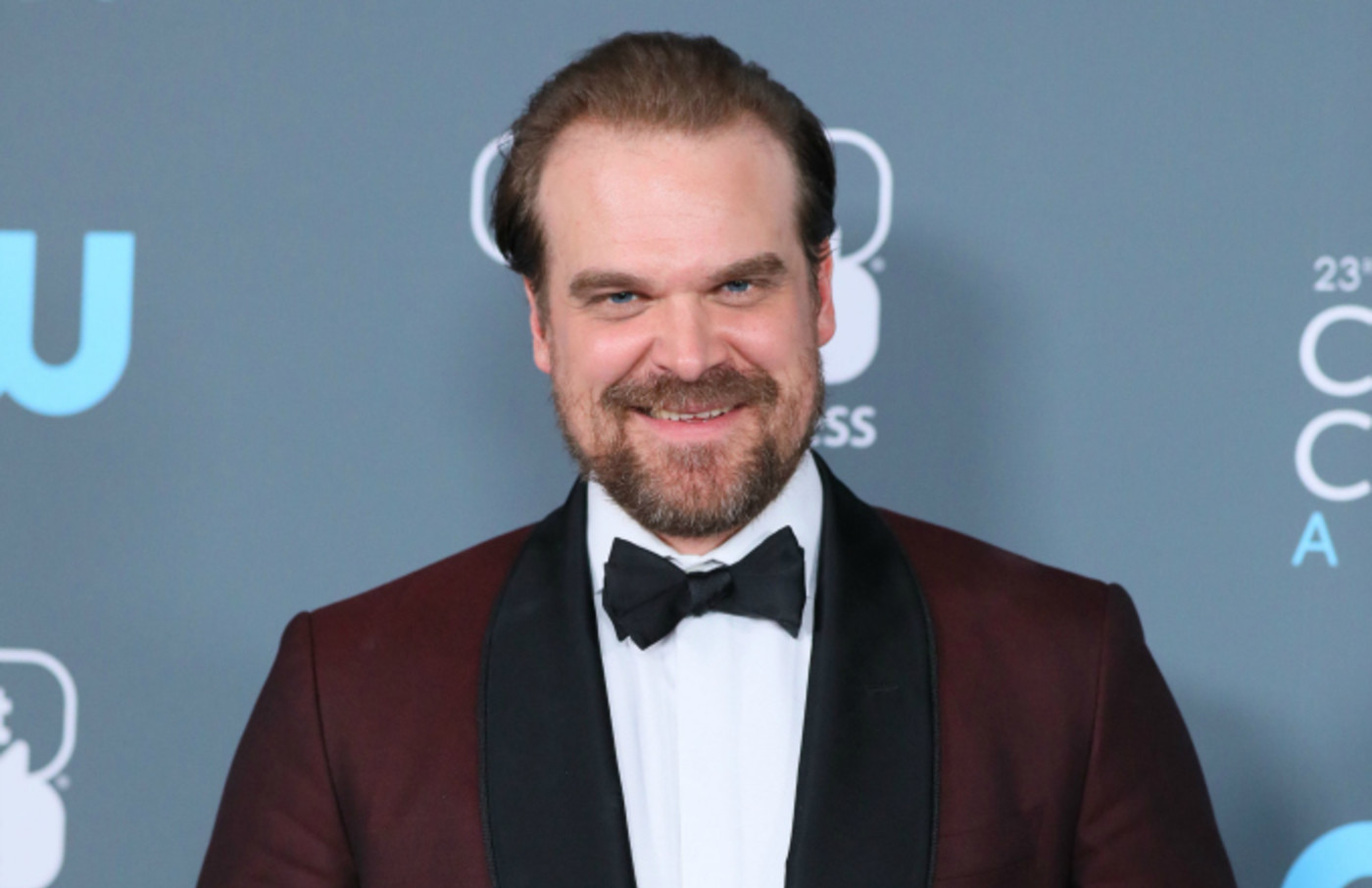 David Harbour, winner of Best Supporting Actor in a Drama Series