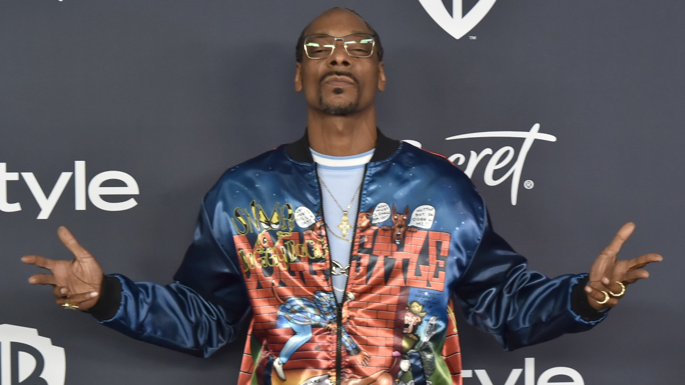 Snoop Dogg attends Warner Brothers and InStyle 21st Annual Post Golden Globes After Party