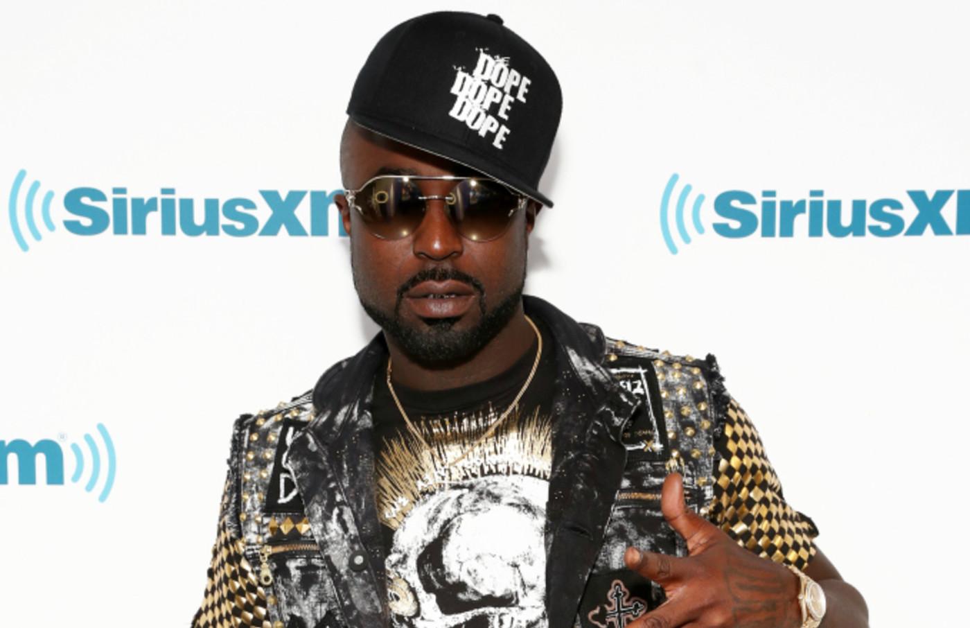 Rapper Young Buck visits the SiriusXM Studios