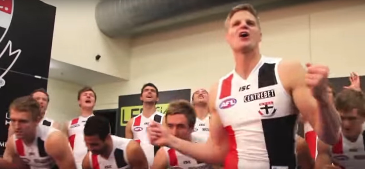 5 Of The Worst Attempts At Singing Afl Footballers Don T Want You To See Complex Au