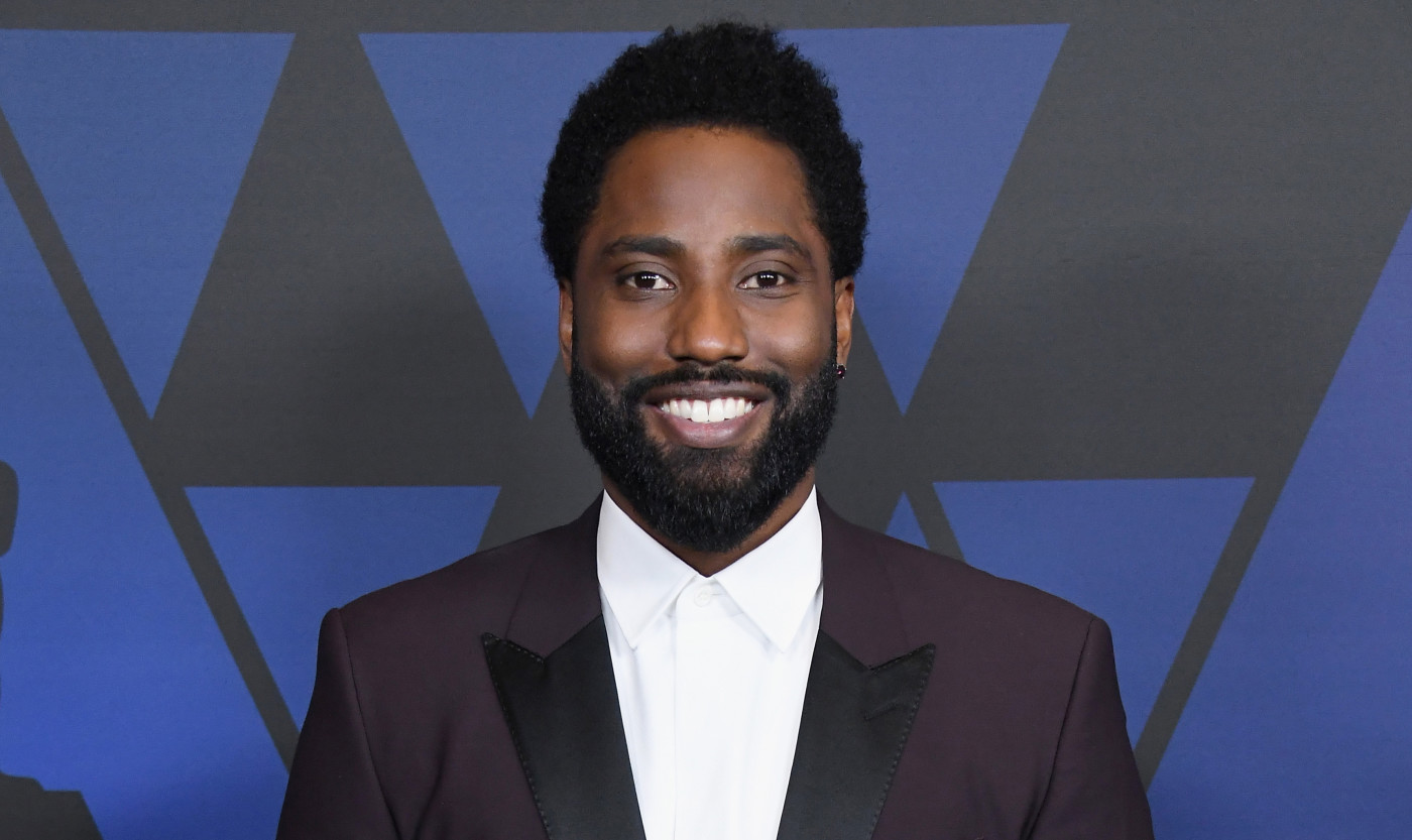 John David Washington attends the 10th annual Governors Awards