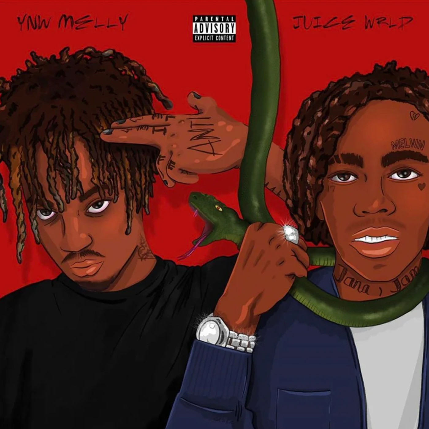 Watch The New Video For Ynw Melly S Suicidal Remix F Juice Wrld