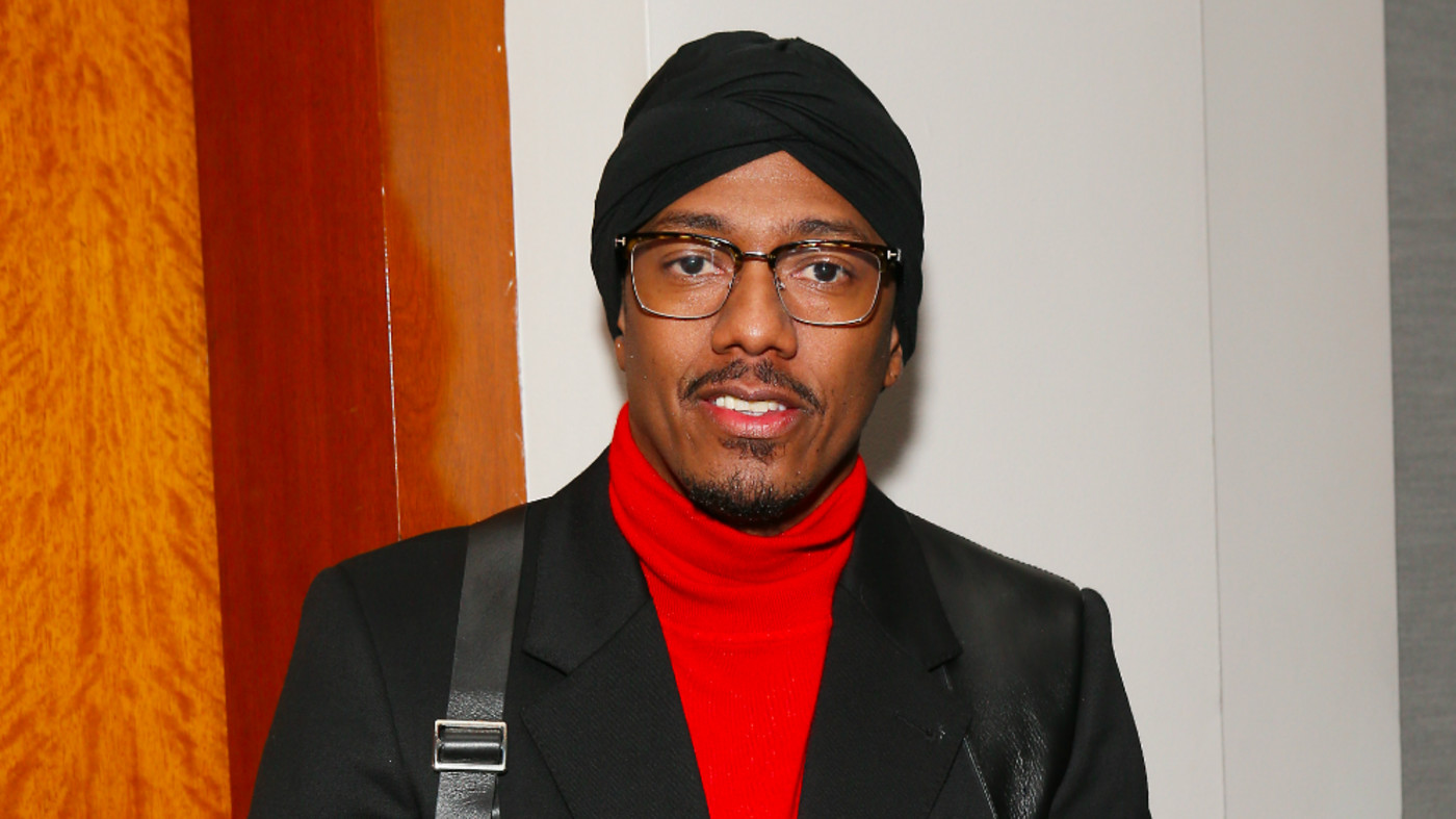 Nick Cannon attends the Hollywood Chamber of Commerce