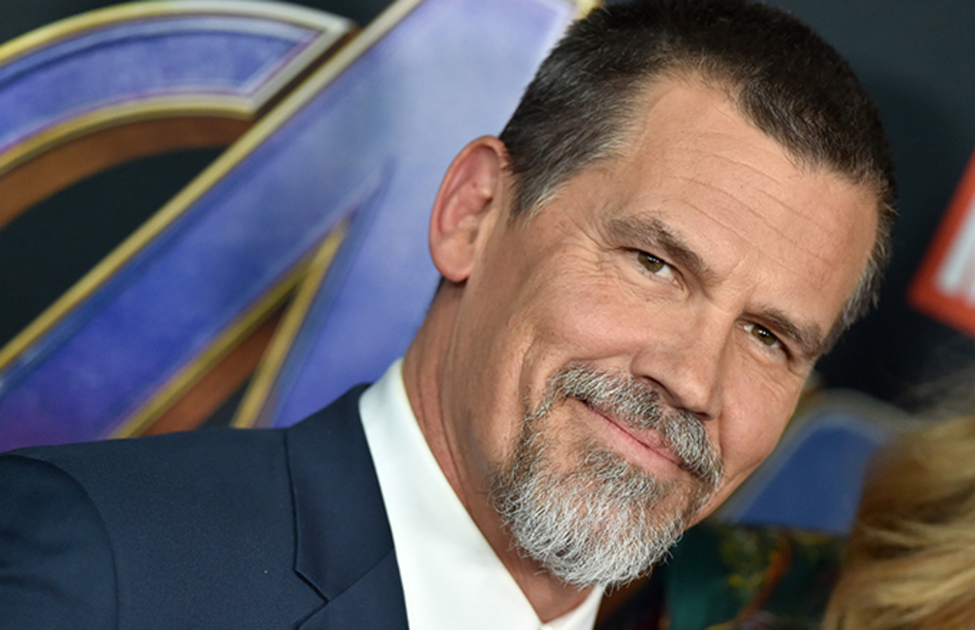 Josh Brolin, who knows full well who would win.