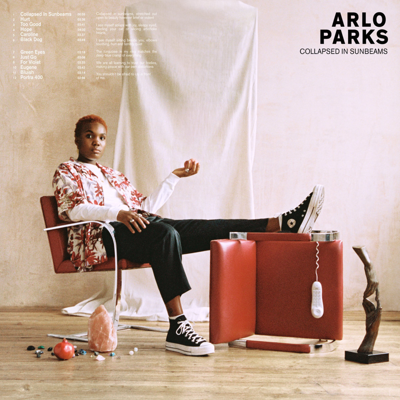 Arlo Parks - 'Collapsed In Sunbeams'