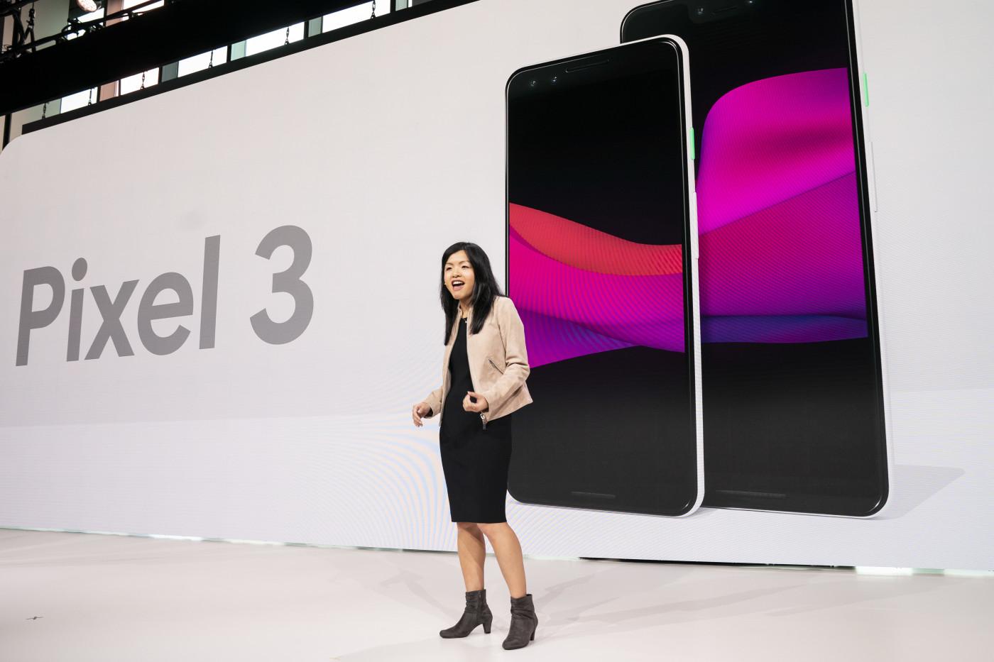 Liza Ma discusses the new Google Pixel 3 and Pixel 3 XL smartphones
