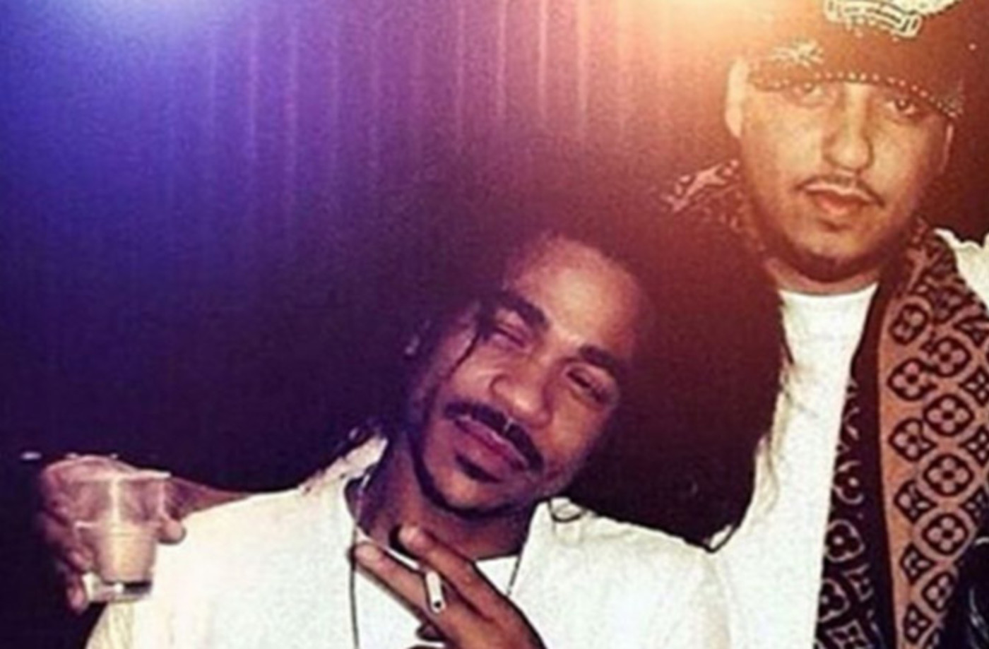 This is a photo of Max B.