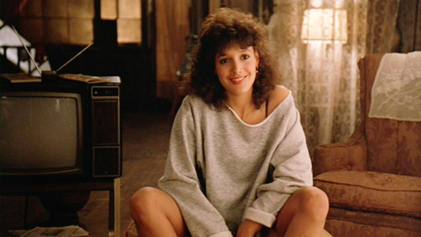 """The movie """"Flashdance"""", directed by Adrian Lyne. Seen here, Jennifer Beals as Alex Owens."""